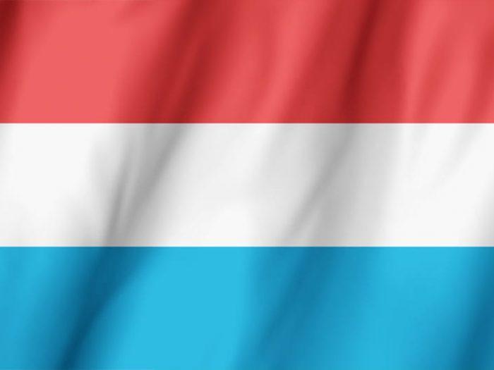 Drapeau Luxembourg hymne luxembourgeois